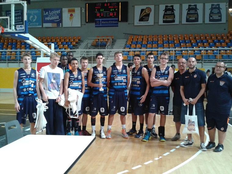 centre formation basket
