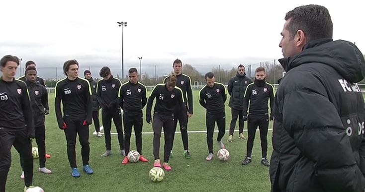 centre formation fc metz