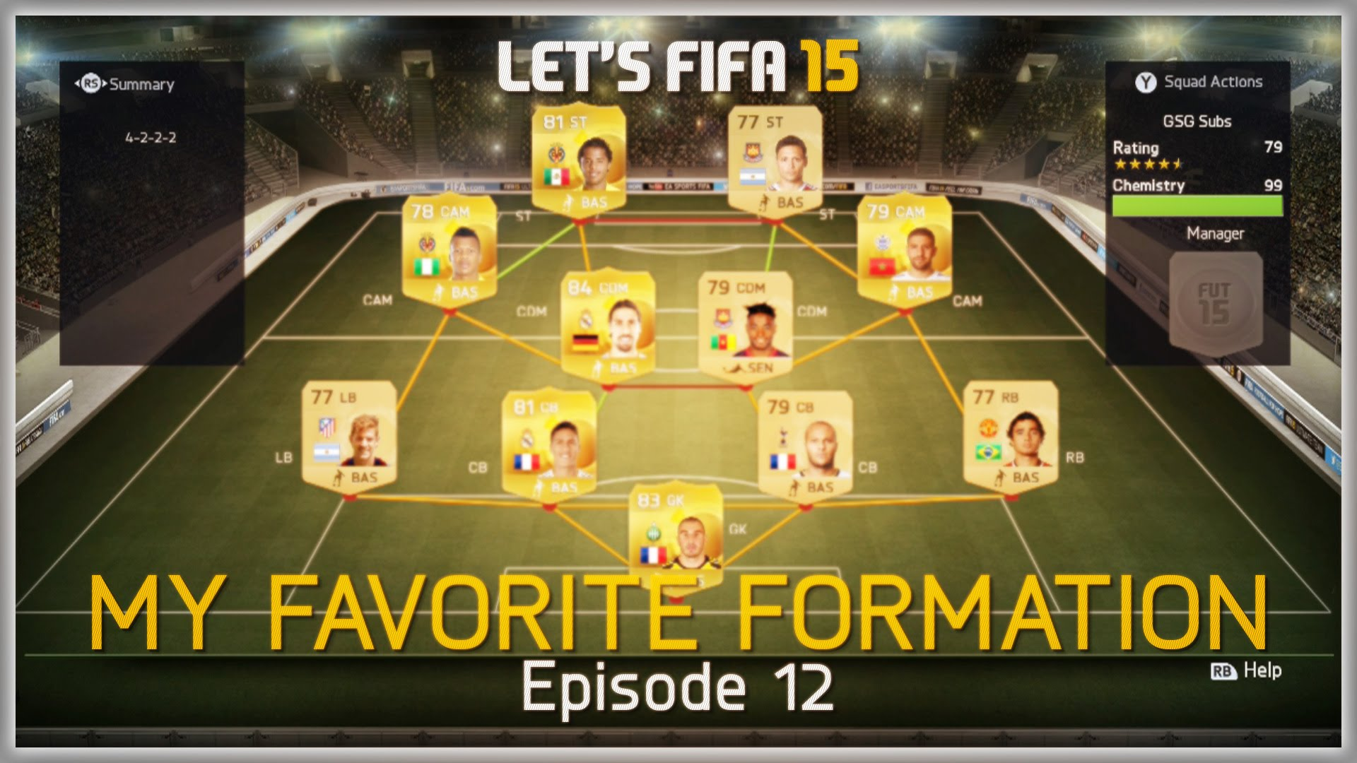 centre formation fifa 15