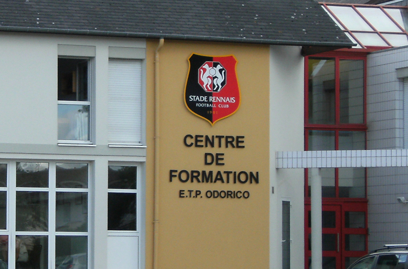 centre formation foot rennes