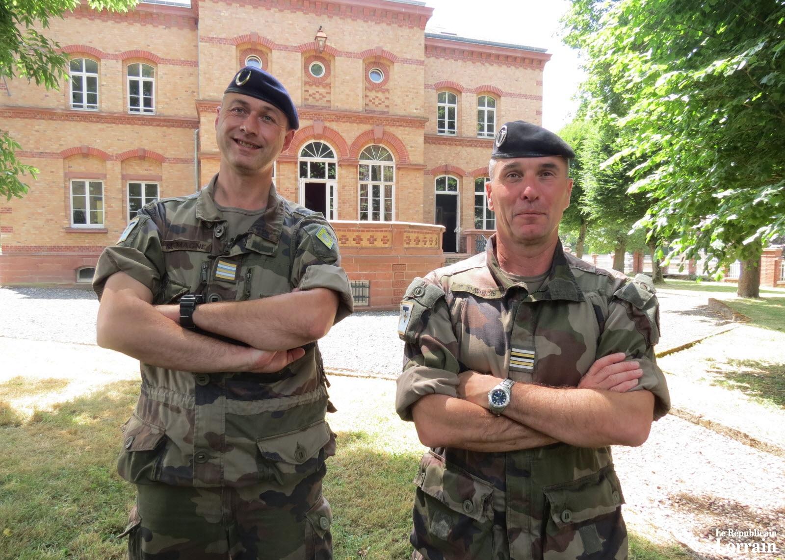 centre formation initiale militaire