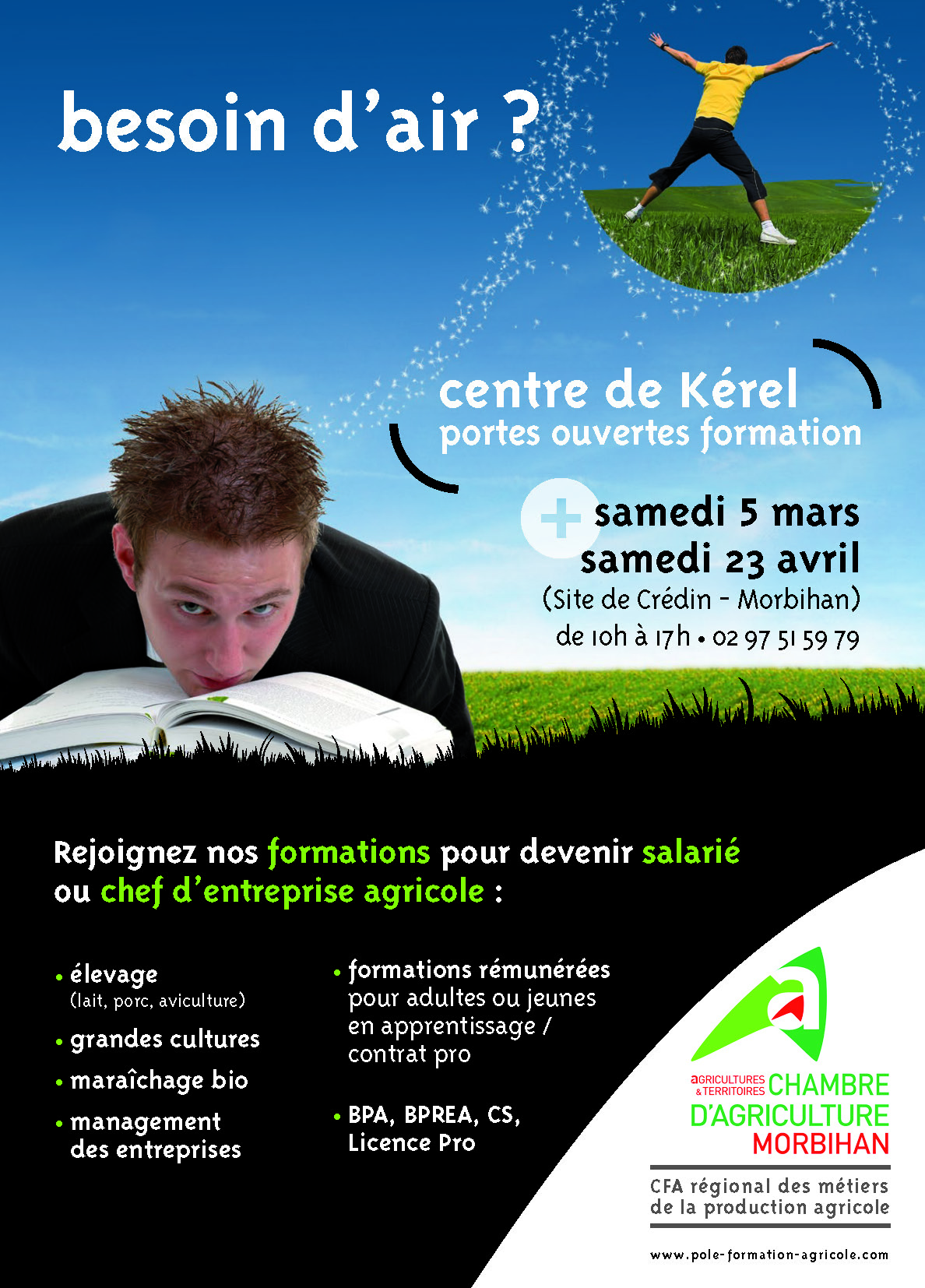 centre formation kerel