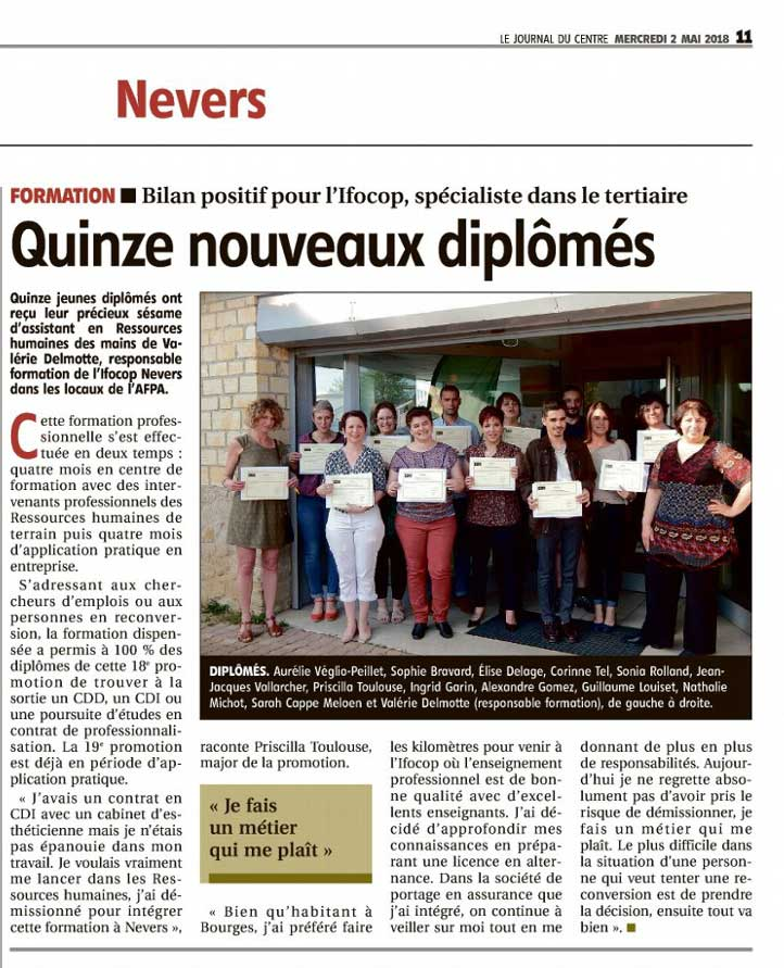 centre formation nevers
