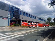 centre formation pompier paris