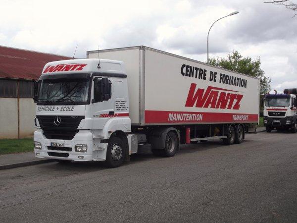 centre formation wantz