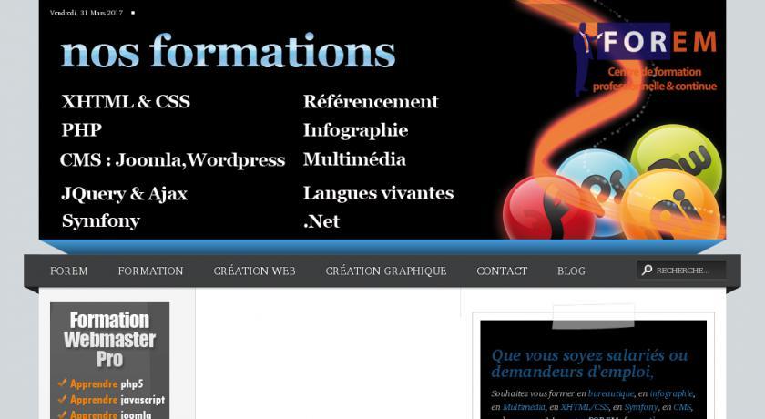 formation continue developpeur web