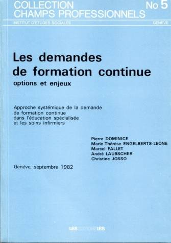 formation continue education specialisee