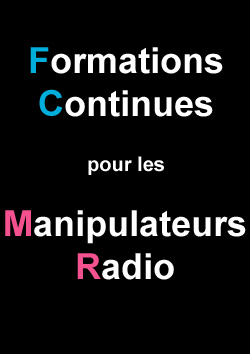 formation continue manipulateur radio