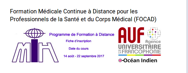 formation continue medicale
