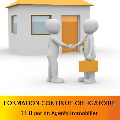 formation continue obligatoire agent immobilier