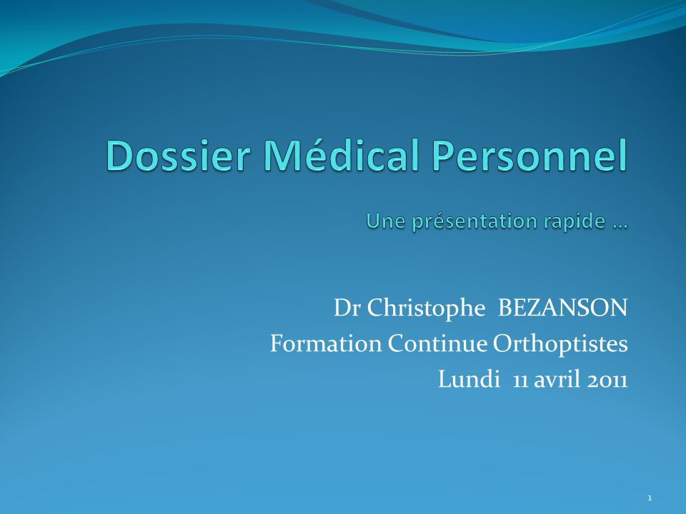 formation continue orthoptiste