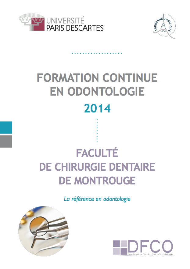 formation continue paris 5 descartes