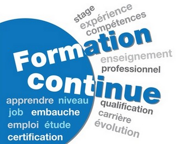 formation continue redevable