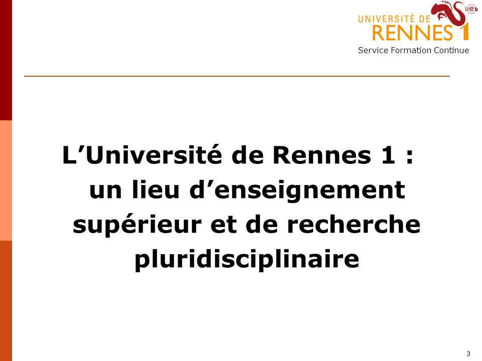 formation continue rennes 1