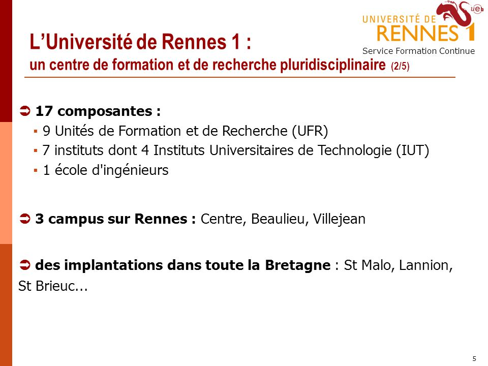 formation continue rennes
