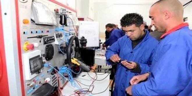 formation professionnelle 2016 algerie