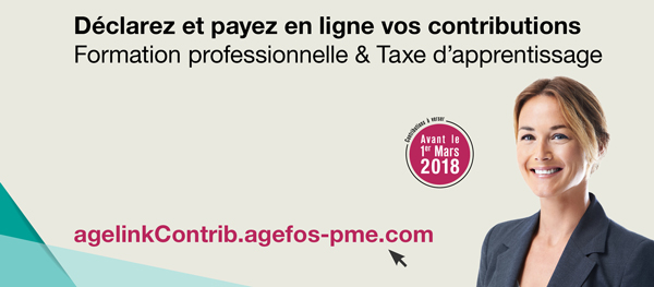 formation professionnelle 2018 agefos