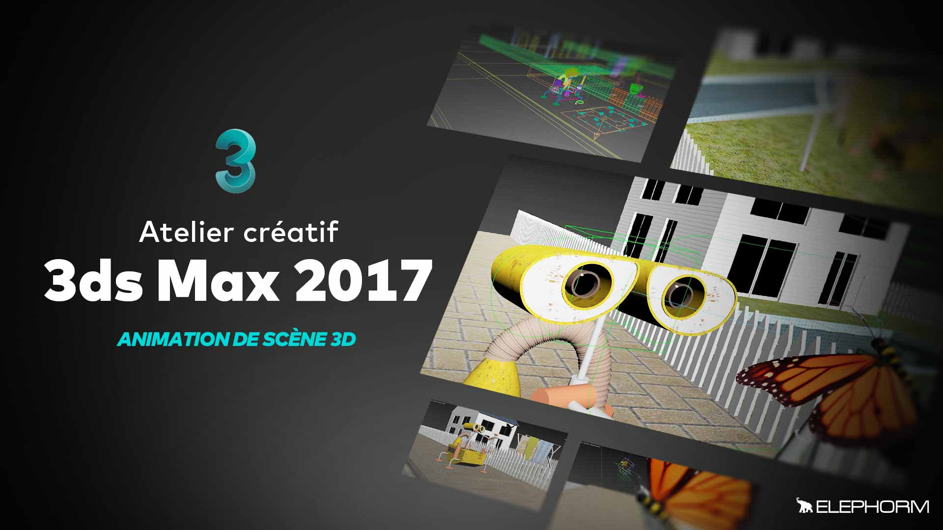 formation professionnelle 3ds max