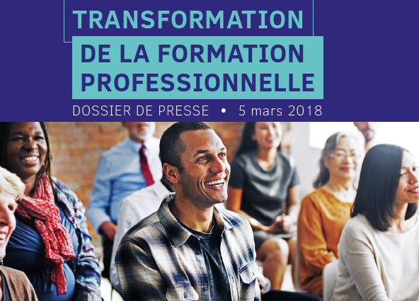 formation professionnelle 5 mars 2018