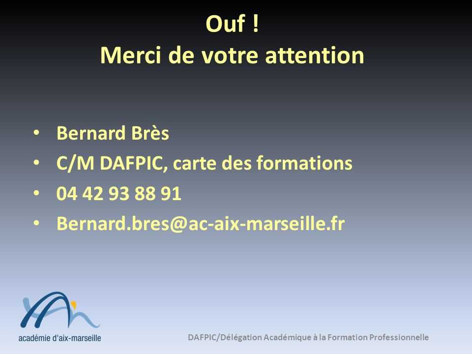 formation professionnelle 91