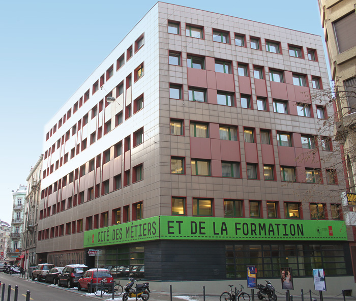 formation professionnelle a geneve