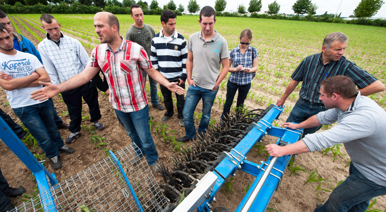formation professionnelle agricole