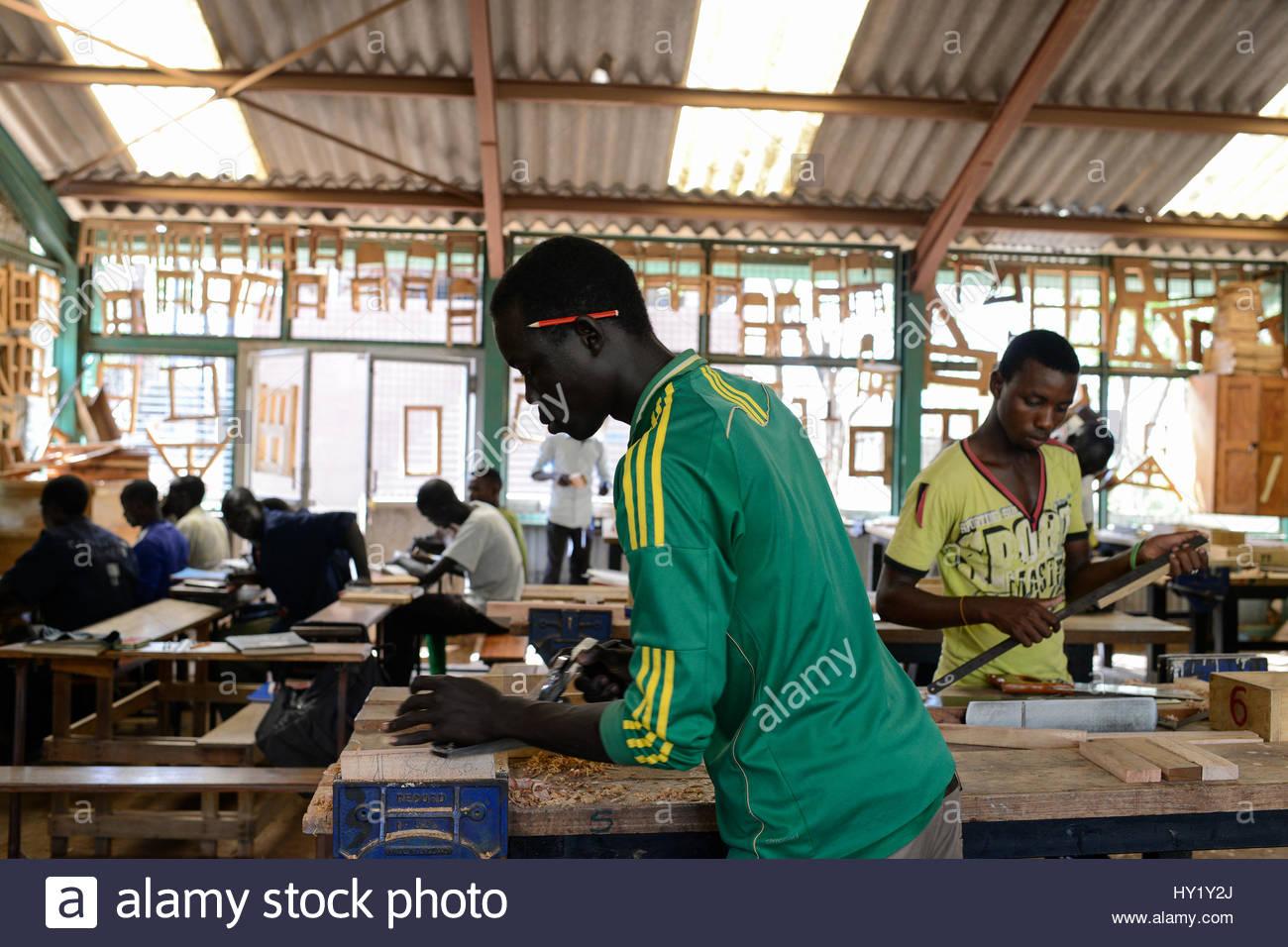 formation professionnelle au kenya