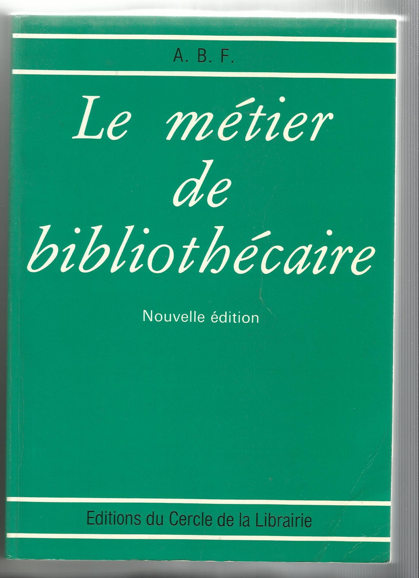 formation professionnelle bibliothecaire