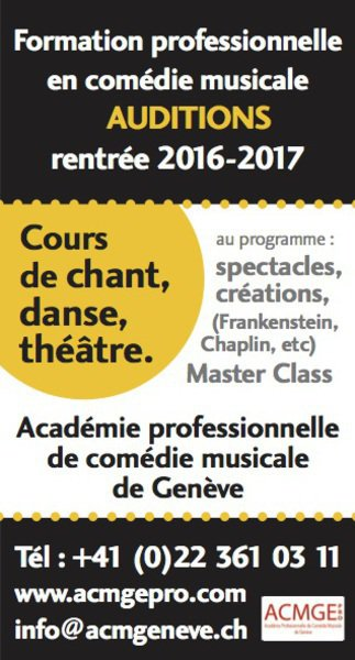 formation professionnelle chant