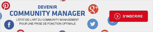 formation professionnelle community manager