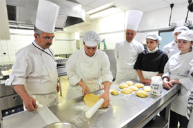 formation professionnelle cuisine