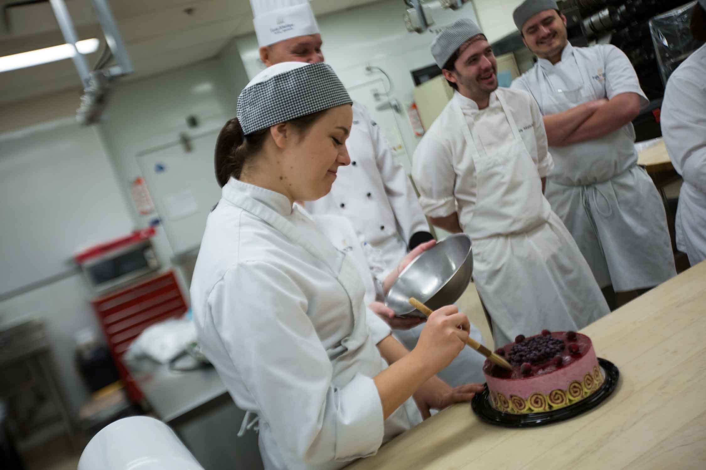 formation professionnelle patisserie
