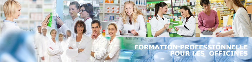 formation professionnelle pharmacie