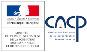 formation professionnelle rncp
