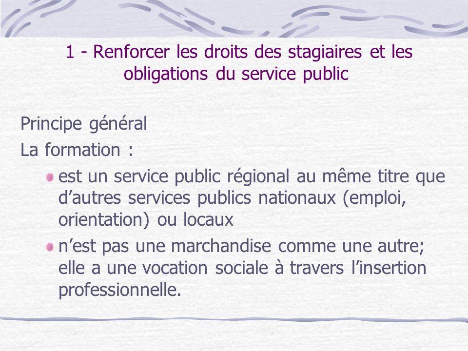 formation professionnelle service public