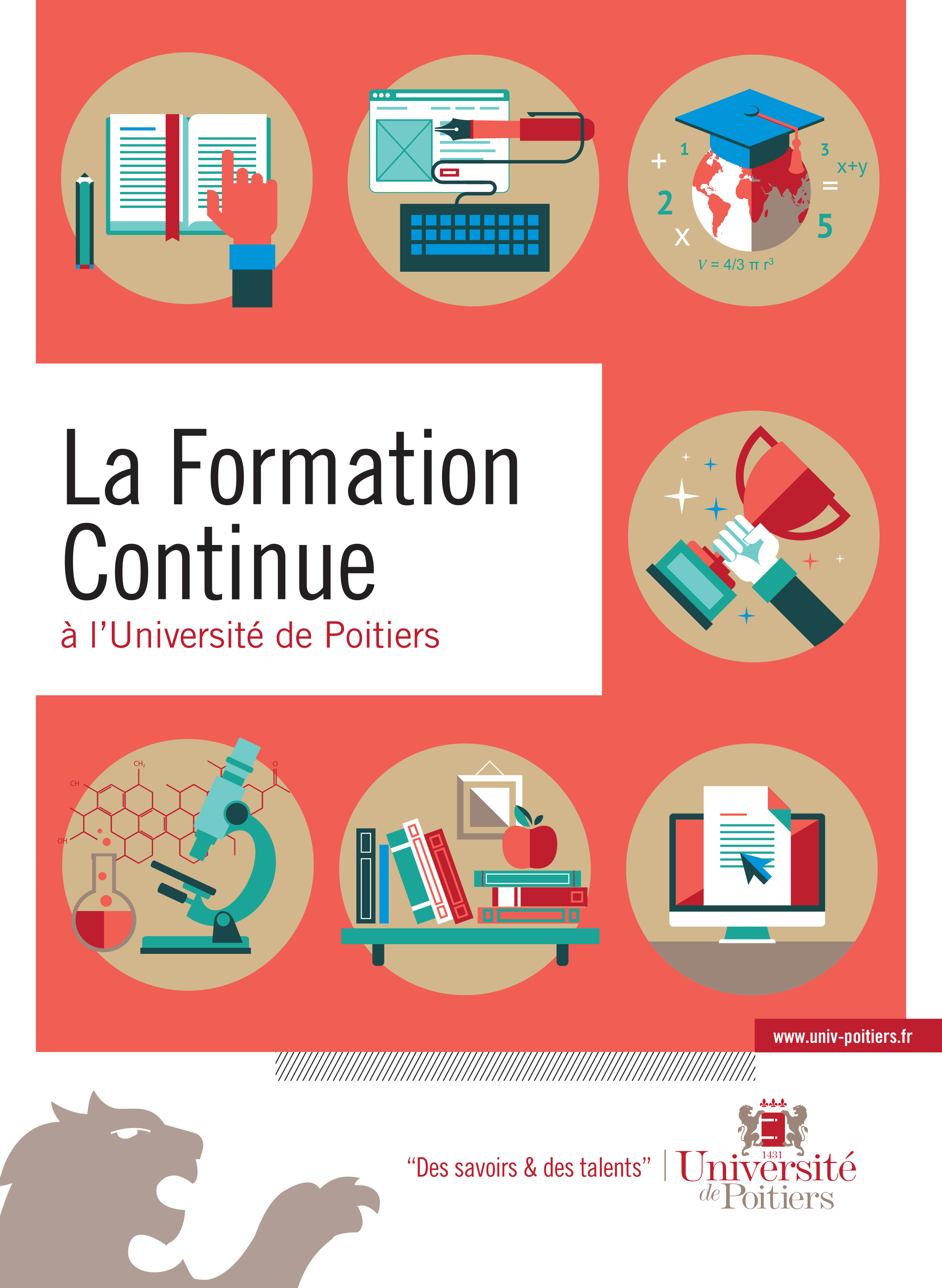 formation professionnelle universite